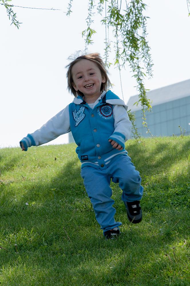 Nuestro trabajo, fotografía documental infantil.
