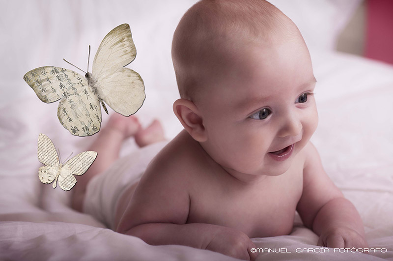 Fotografiar Bebes