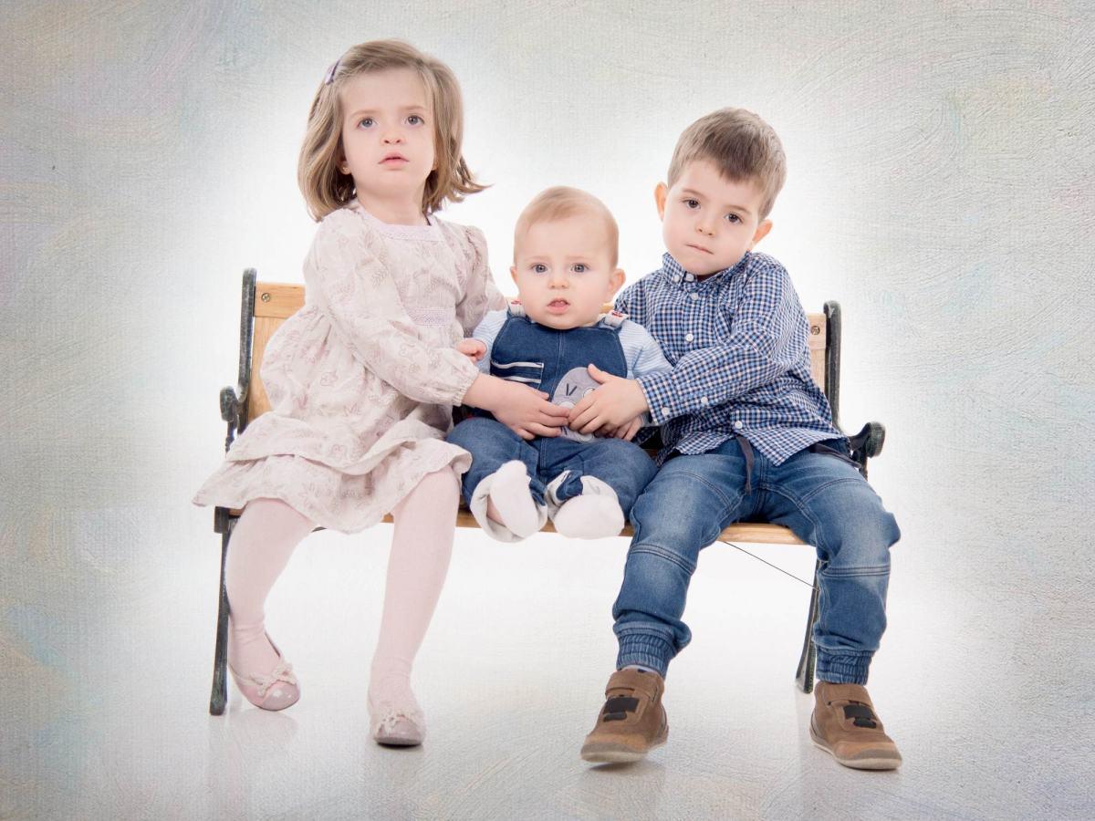 Fotografía familiar, 6 motivos hacerte un book de  con niños en Zaragoza